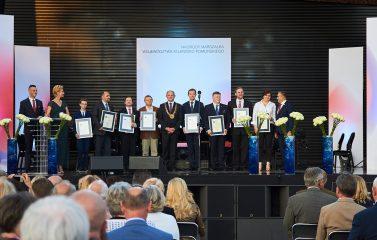 Nagrody Marszałka 2018 i koncert Leszka Możdżera