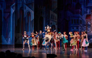 Moscow City Ballet - Romeo i Julia