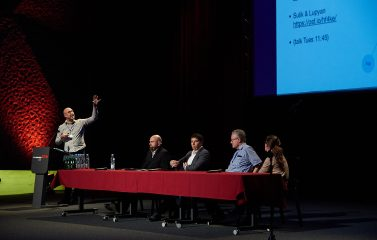 Konferencja językowa Evolang XII
