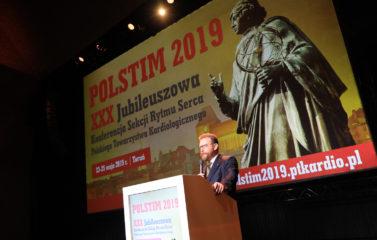 Polstim 2019 - XXX Jubileuszowa Konfernecja Seksji Rytmu Serca Polskiego Towarzystwa Kardiologicznego