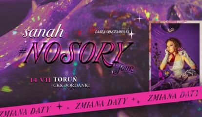 sanah_nosory_event cover_TORUŃ